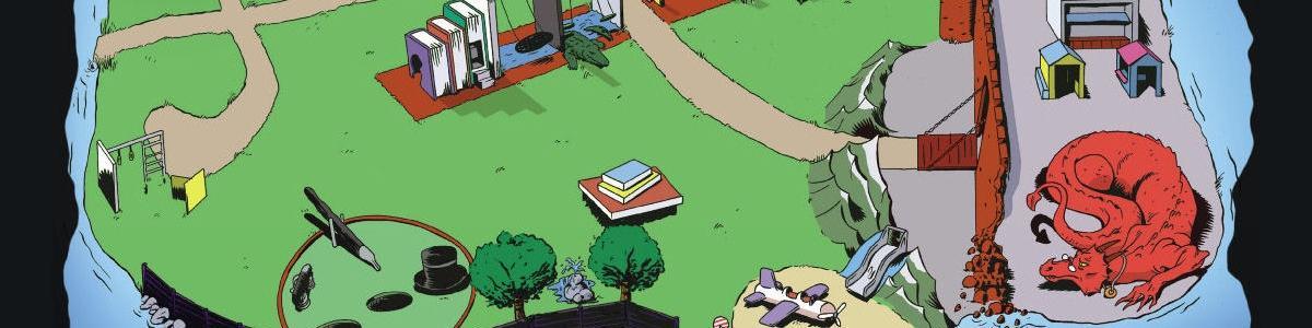 Skattekort til Bibliotekshaven
